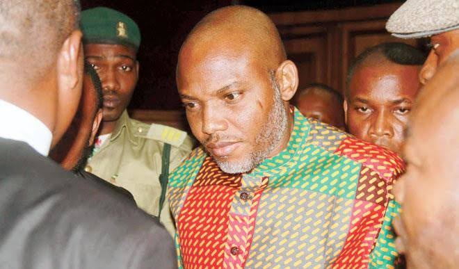 Nnamdi Kanu wasn't arrested in UK - British High Commission - First News NG
