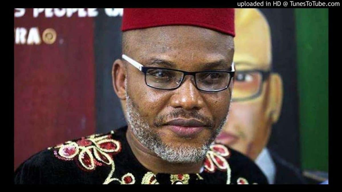 IPOB to shutdown South-East if Nnamdi Kanu isn't leased by August 8 - First  News NG