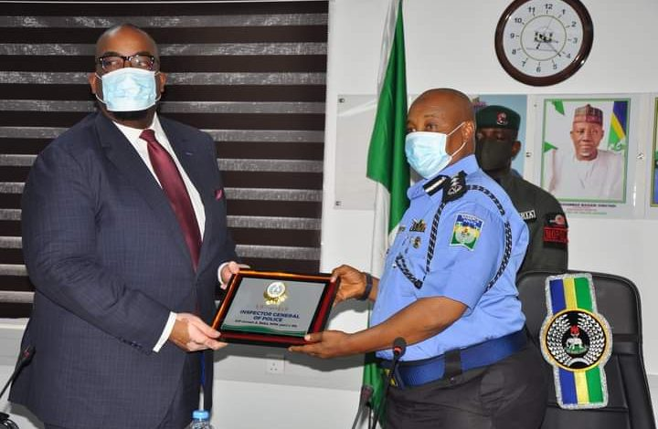 Police partner with NBA to advance criminal justice system - First News NG